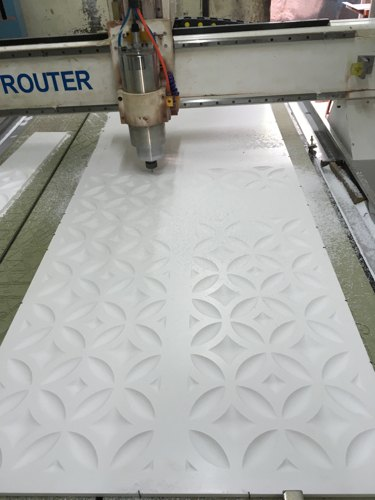 Cnc Router Job Work