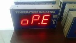 4 Inch Display K Type Temperature Controller
