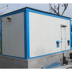 Prefabricated Railway Shelters