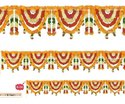 Artificial Flower Decoration Toran B134