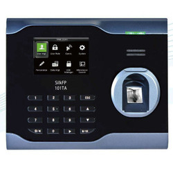 SilK FP-101TA Biometric Access Control System
