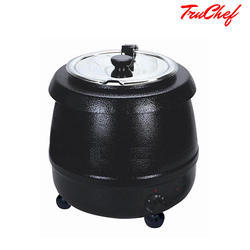 TruChef Electric Soup Tureen, Capacity : 10 Litres
