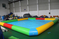 PVC Coated Swimming Pool