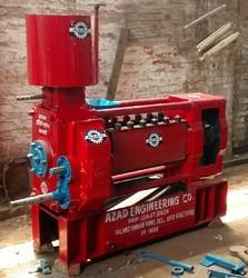 Oil Expeller Single Gear with Reduction Gearbox