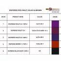 Disperse Black Exsf (300%)
