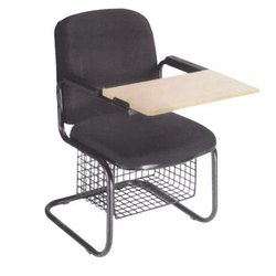 Black Student Arm Chair