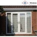 AIS Eco Series uPVC French Door