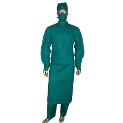 Green Colour Surgeon Gowns