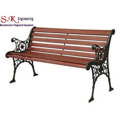 Garden Cast Iron Bench