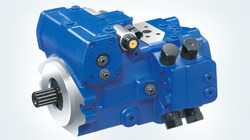 A10VG45HWL1/10R Hydraulic Travel Pump Service