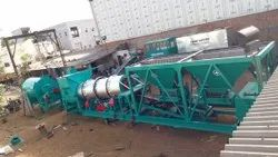 Asphalt Mobile Mix Plant