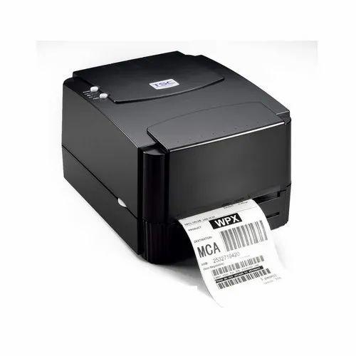 TSC Black and White Barcode Printer, USB