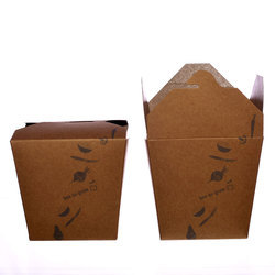Noodles Packaging Box