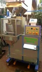 Seeds Weighing & Filling Machine