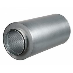Round Duct Silencers