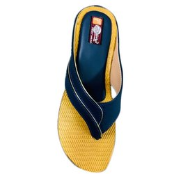 Anand Ladies Casual PU Slipper, Size: 7-11