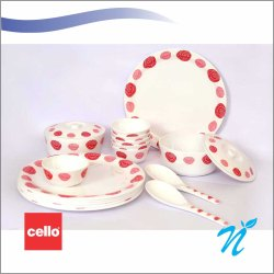 Artista Dinner Set 18 Pcs-Rose Fantasy