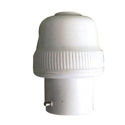 White Plastic Adapter