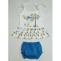 Cotton Kids Top and Shorts