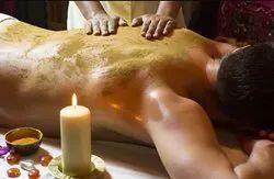 Udwarthanam Body Massage