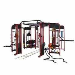 Cross Fit  Gym Machine