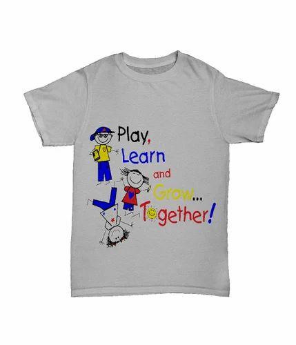 b2db09ba Printing Kid T Shirt, Children Printed T-Shirts, किड्स ...