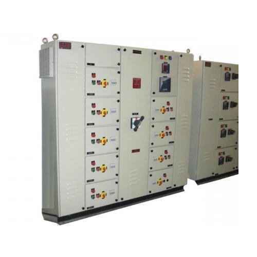Automatic Power Factor Control Panel, 220 V