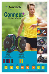 Nextech Smart Watches & Bands