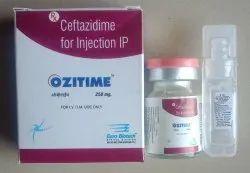 Ceftazidime 250 mg & 1000 mg Injection