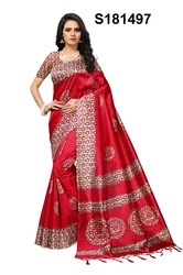 Premium Fabric Cotton Silk Sarees