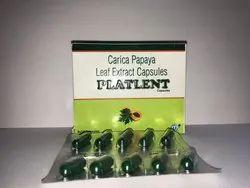 Carica Papaya Leaf Extract Capsule