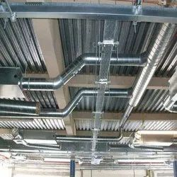 Stainless Steel Ducting Systems, For Cooling