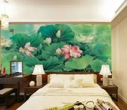 Rangoli Wall Painting, for Home Decor