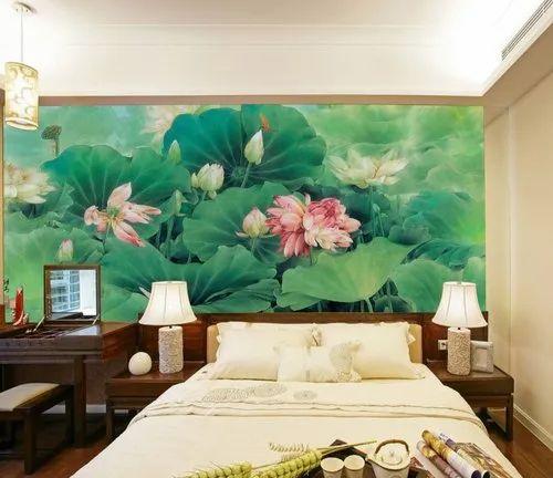 Rangoli Wall Painting, for Home Decor