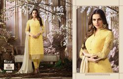 Ladies Trendy Churidar Suit