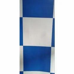 Check Pattern PVC Laminate Flooring