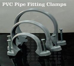 2 Inch PVC Pipe Fitting Clamps
