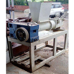 Plastic Film Dewatering Horizontal Machine (Nichoru)
