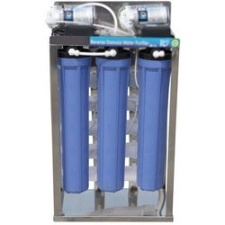 Automatic 50 LPH RO System