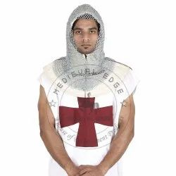 749772df0ad Medieval Men's Costume - Knightly Tabard Manufacturer from Noida