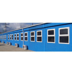 Prefabricated Staff Canteen