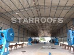 Steel Roofing Contractors Service