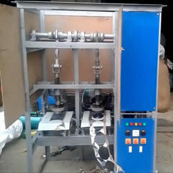 Double Die Hydraulic Machine