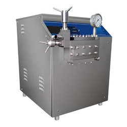 Harvest Pumps Standard Homogenizer, for Pharmaceuticals