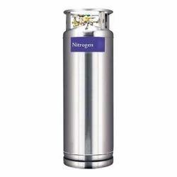Liquid Nitrogen Mobile Cylinder