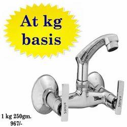 Sanya Brass Sink Mixer Faucet, Size: 15mm
