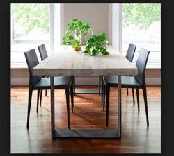 Samrat Furniture Wood Wooden Dining Table
