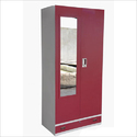 Red Ss Steel Almirah, Warranty: 1 Year, For Home