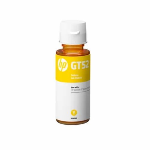 HP GT52 Yellow Original Ink Bottle, Packaging Size: 70 ml
