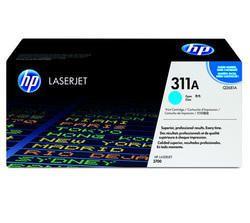 HP Q2681A 311A Cyan Toner Cartridge